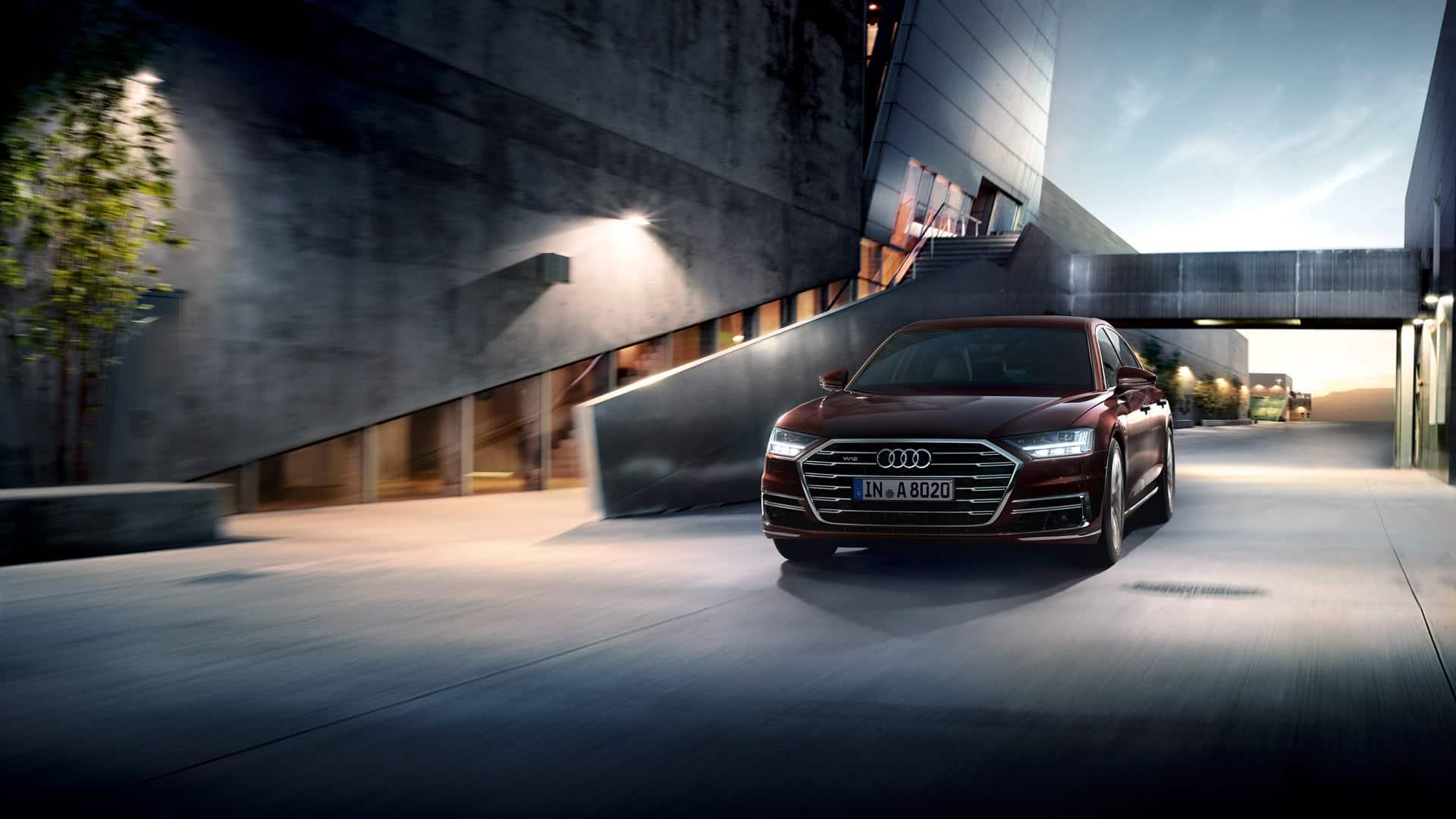 A8 L A8 Audi Türkiye